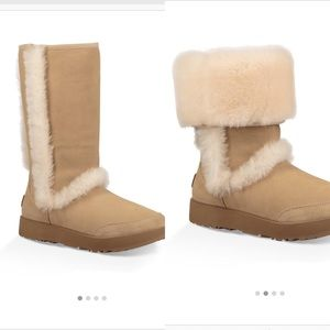 Nwt ugg Sundance tall boot